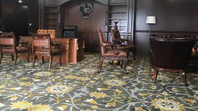 karpet kantor pemda