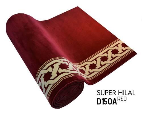 karpet masjid super hilal