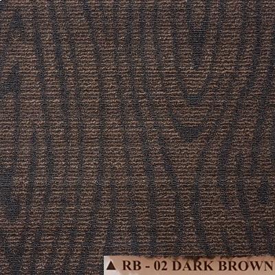 karpet tile red wood